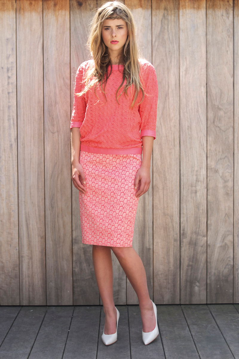 Ruby-shirt-coral,-Jane-skirt-coral-shell2