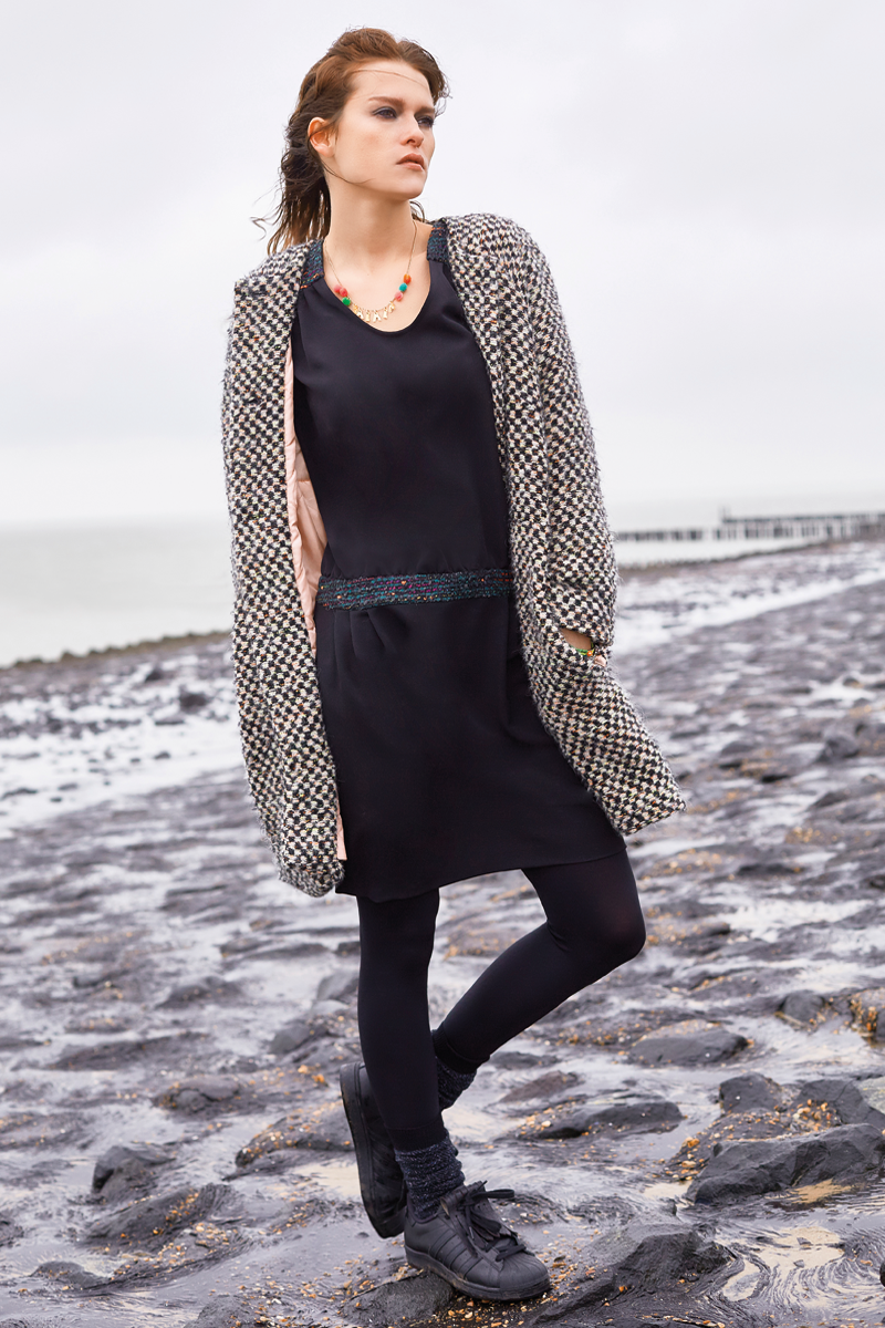 Eve-coat-+-black-&-neon-Edith-dress