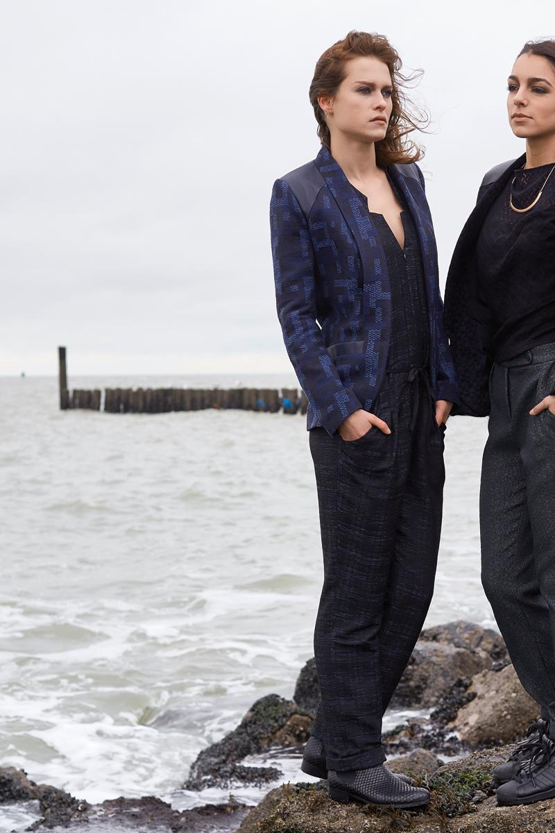 blue-graphic-Greta-vest-+-blue-bling-Bo-jumpsuit