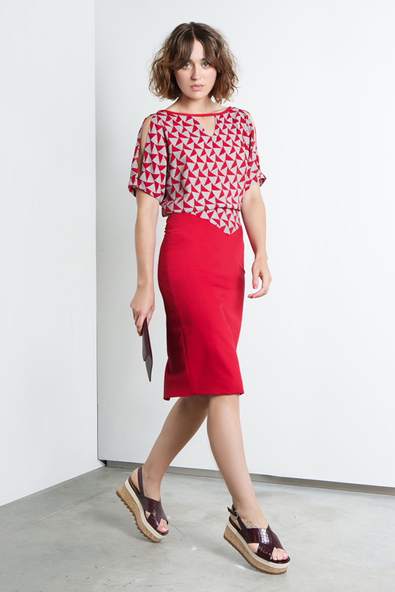 Jane-skirt-red