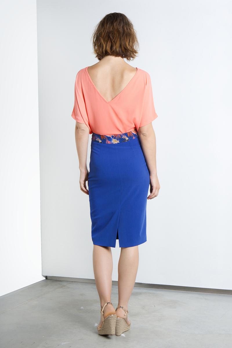 Jane-skirt-royal-blue-back