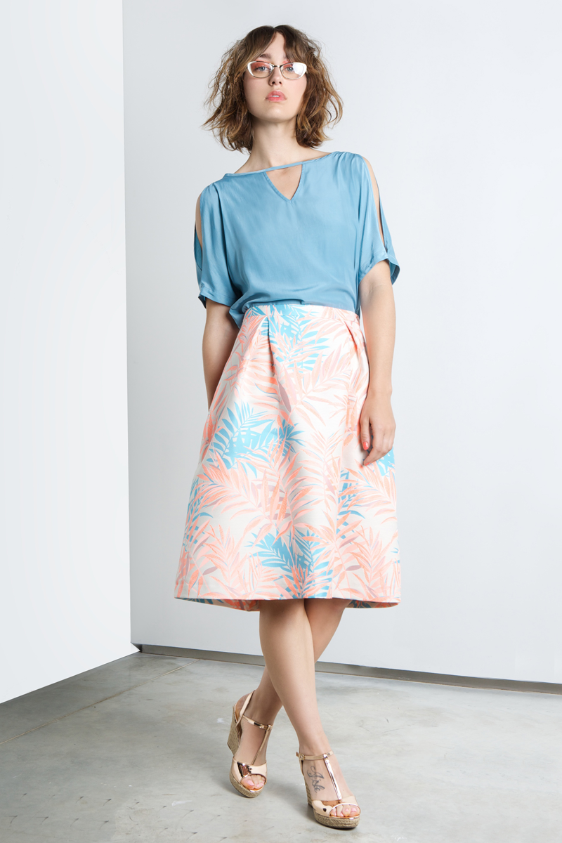 Nora-skirt-fluo-leafs