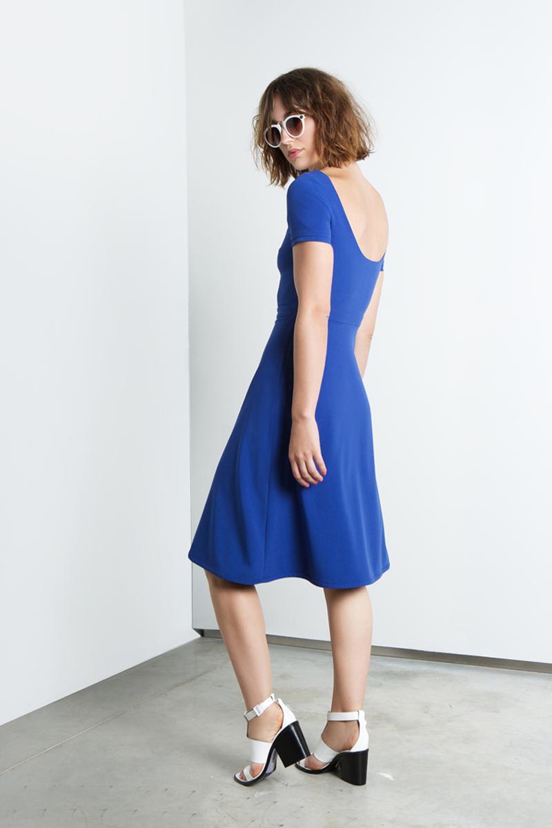 Syslvia-A-line-royal-blue-back