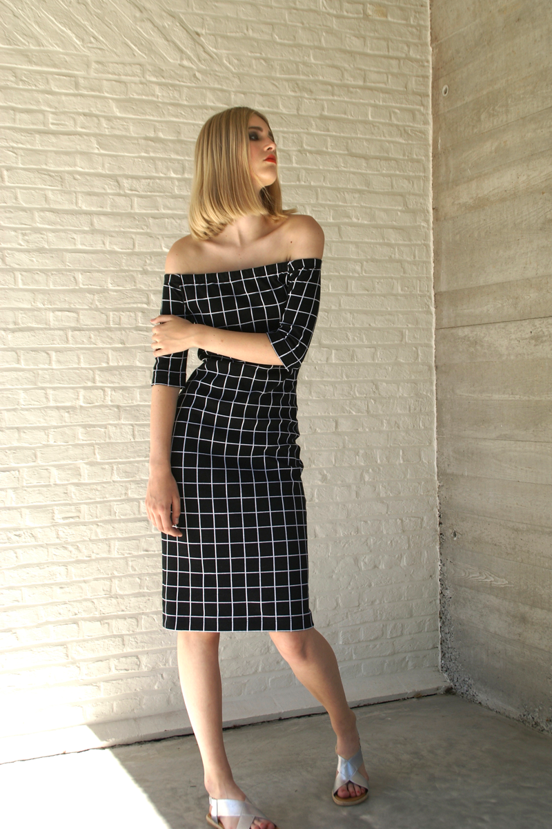 Jo-dress-black_white-checked2