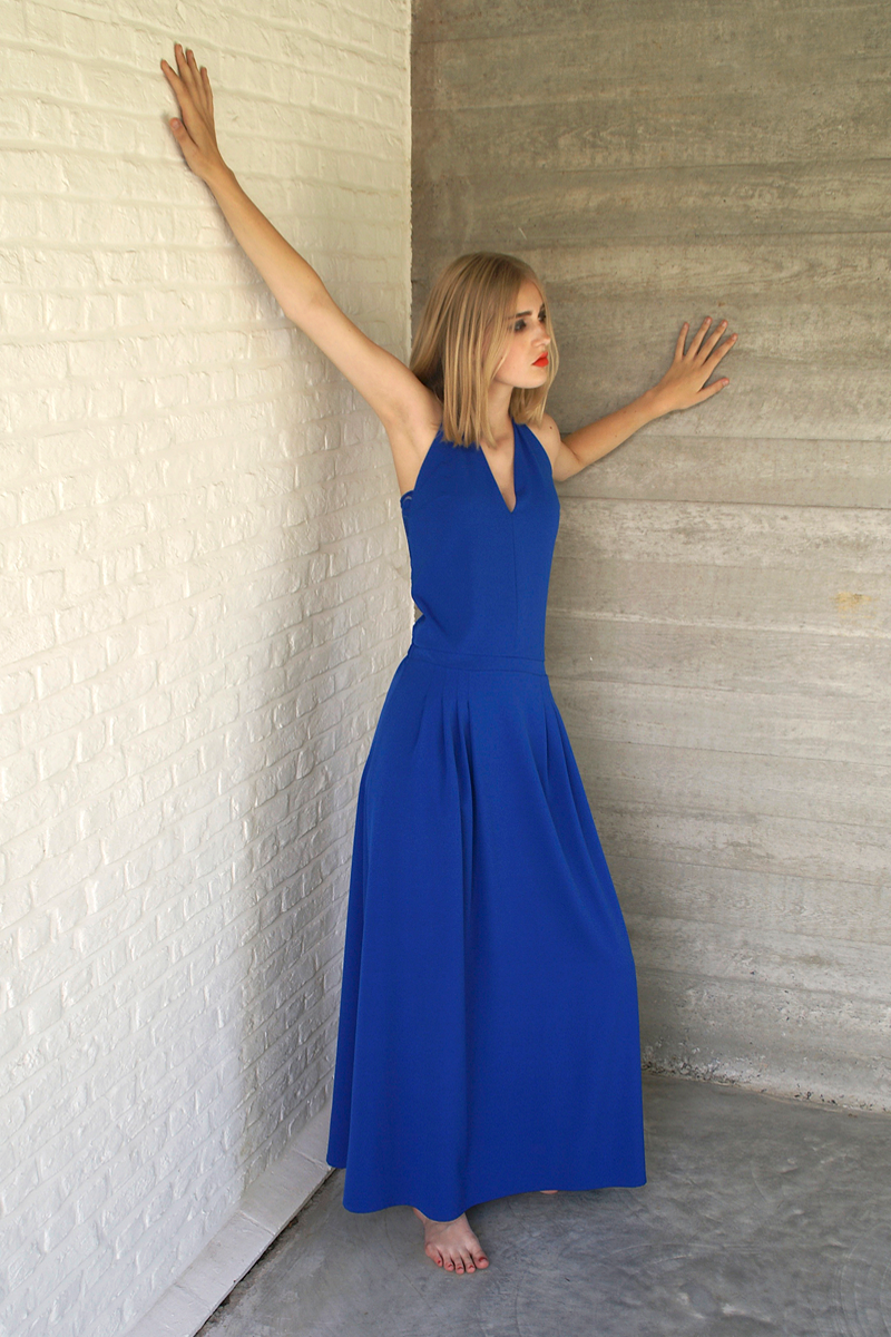 Lux-dress-royal-blue