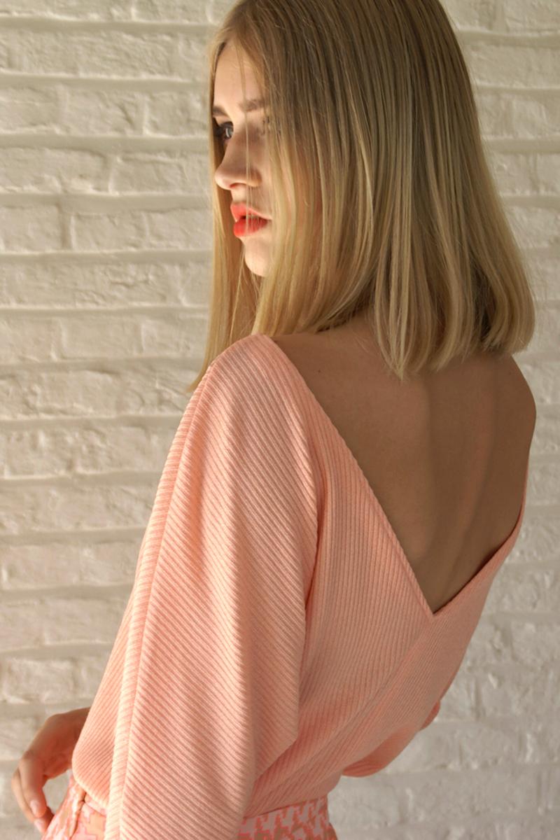 Nina-shirt-coral-back